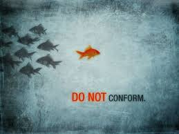 conformed