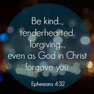 forgiveness