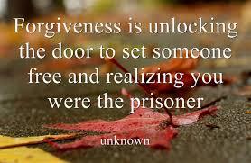 forgiveenss