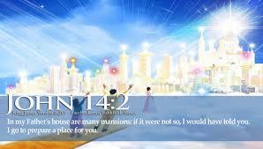 john 14 verse 2