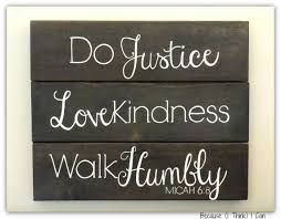 Micah Salvation Justice Love Kindness Message Turn Respond Overcome