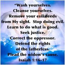 isaiah 1 verse 17