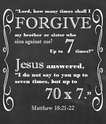matthew 18 verse 21